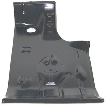 1964-1967 Chevy Malibu TRUNK FLOOR; RH; 23-1/2 W X 40-1/2 L