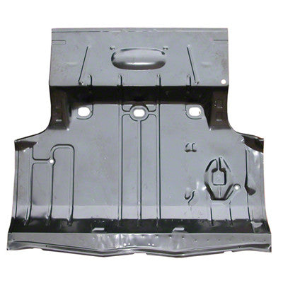 1966-1967 Chevy Malibu TRUNK FLOOR 1-PC