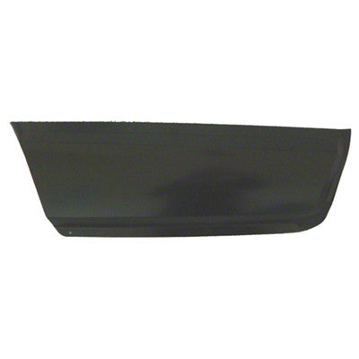 1966-1967 Chevy Malibu QUARTER PANEL RR LOWER LH 11 1/4in X 33 1/4in LONG
