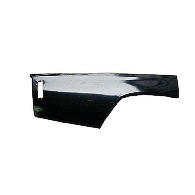 1970-1972 Chevy Malibu PASSENGER SIDE QUARTER PANEL REAR SECTION