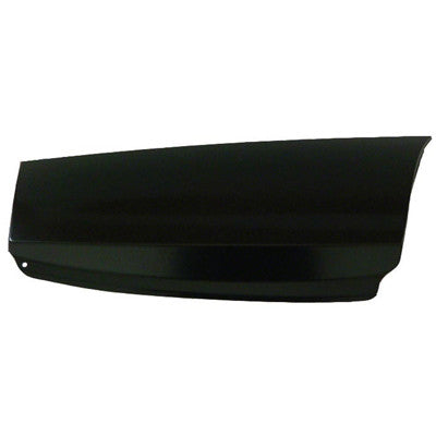 1970-1972 Chevy Chevelle QUARTER PANEL RR LOWER RH 13 3/8in X 32 3/4in LONG