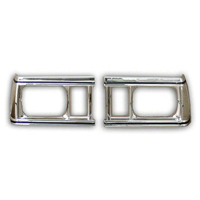 1981 Chevy Malibu HEAD LIGHT BEZEL RH