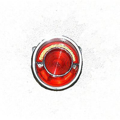 1964-1964 Chevy Impala DRIVER OR PASSENGER SIDE PARK LIGHT ASSEMBLY; 2 REQUIRED