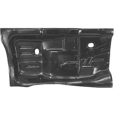 1965-1970 Chevy Impala DRIVER SIDE FLOOR PAN;FROM FIREWALL TO REAR FOOTWELL