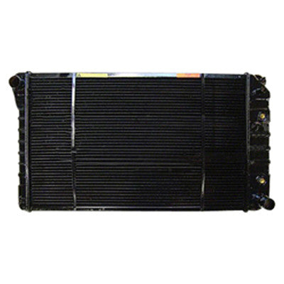 1970-1977 Oldsmobile Cutlass RADIATOR;ALUMINUM;28-3/8 X 17-3/8 X 2-1/4