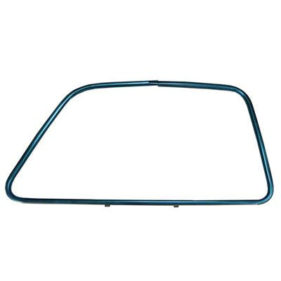 1947-1955 GMC Pickup STAINLESS STEEL DRIVER SIDE OUTSIDE DOOR GLASS MOULDING