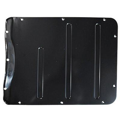 1947-1955 Chevy Suburban TRANSMISSION COVER PANEL; 1ST SERIES; 4-SPEED