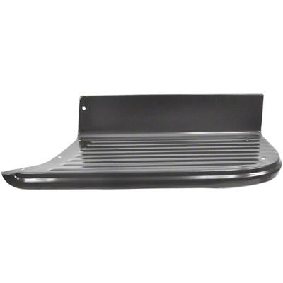 1955-1959 Chevy Pickup PASSENGER SIDE RUNNING BOARD FOR STEPSIDE w/LONG BED
