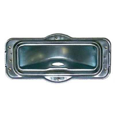1960-1966 GMC Pickup DRIVER OR PASSENGER SIDE PARK LIGHT HOUSING; 2 REQUIRED