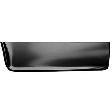 1960-1966 Chevy Pickup PASSENGER SIDE FRONT LOWER BED PATCH FOR FLEETSIDE SHORTBED