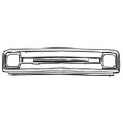 1969-1970 Chevy Blazer GRILLE FRAME; WITHOUT Chevy LETTERING