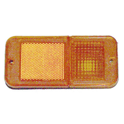 1969-1972 Chevy Blazer DRIVER OR PASSENGER SIDE FRONT AMBER MARKER LIGHT ASSEMBLY