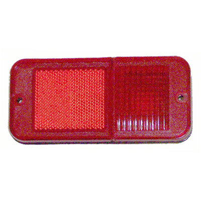 1969-1972 Chevy Blazer DRIVER OR PASSENGER SIDE REAR RED MARKER LIGHT ASSEMBLY