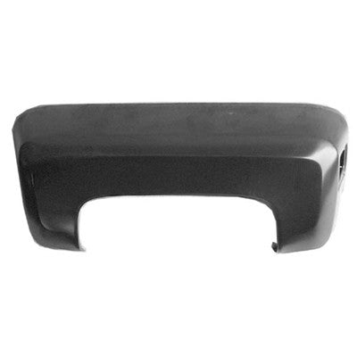 1979-1987 GMC Suburban PASSENGER SIDE REAR FENDER w/SQUARE FUEL FILLER HOLE FOR STEPSIDE