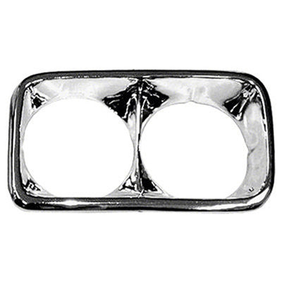 1969-1972 GMC Suburban PASSENGER SIDE HEAD LIGHT BEZEL FOR GMC TRUCKS