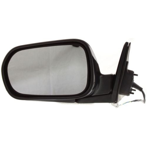 1998-2002 Honda Accord Mirror LH,Power,Non-heated,Manual Folding,Coupe