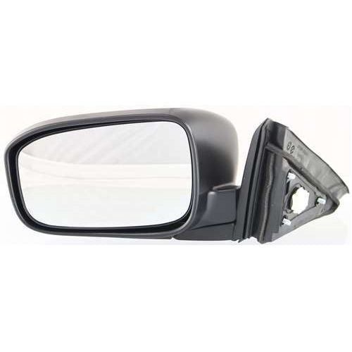 2003-2007 Honda Accord Mirror LH,Power,Non-heated,Manual Folding,Coupe