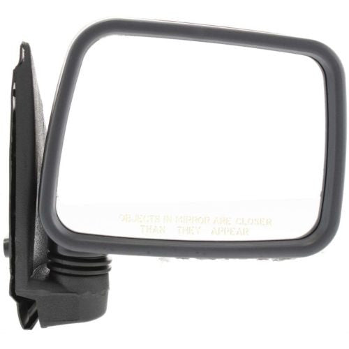1994-1997 Isuzu Rodeo Mirror RH, Manual, Non-heated, Manual Folding
