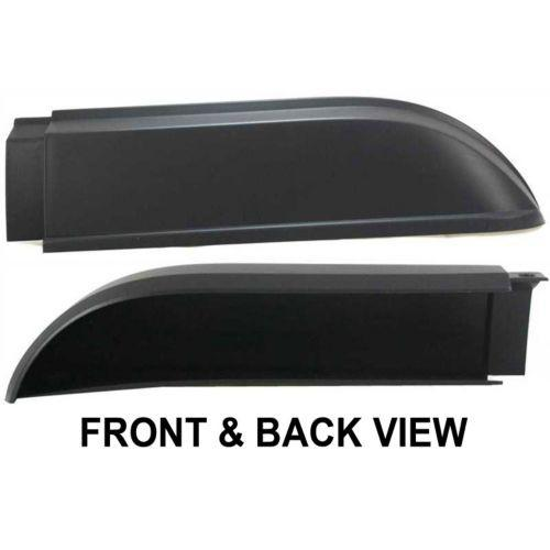 1987-1995 Jeep Wrangler Fender Molding,RH Side Molding Front Extension