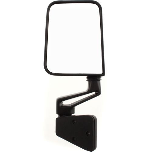 1994-1995 Jeep Wrangler Mirror LH, Manual, Non-heated, Manual Folding