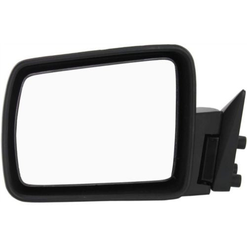 1984-1996 Jeep Cherokee Mirror LH, Power, Non-heated, Non-folding