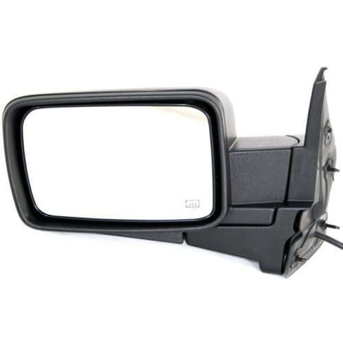 2006-2008 Jeep Commander Mirror LH,Withmemory;w/o Multi-function,Manual Fold