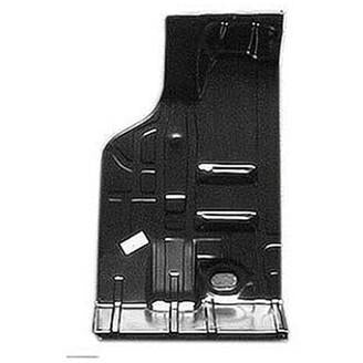 1968-1972 Chevy Chevelle TRUNK FLOOR; LH; 21 W X 37 L