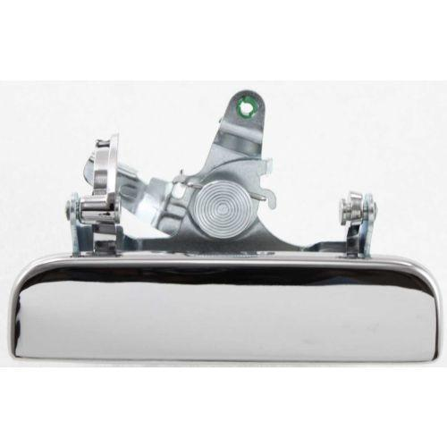 1986-1993 Mazda Pickup Tailgate Handle, Chrome