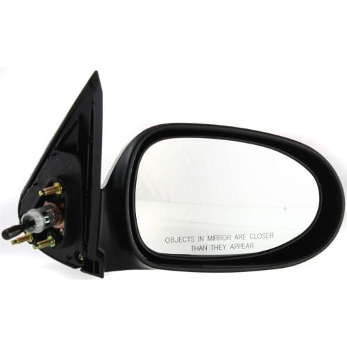 2000-2006 Nissan Sentra Mirror RH,Manual Remote,Non-heated,Non-folding