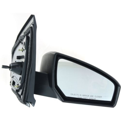 2007-2012 Nissan Sentra Mirror RH,Manual Remote,Non-heated,Non-folding
