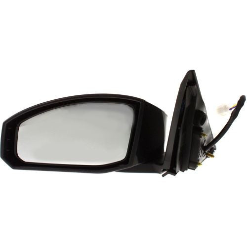 2003-2004 Nissan 350Z Mirror LH, Power, Non-heated, Manual Folding