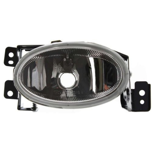 2004-2008 Acura TSX Fog Lamp RH, Lens And Housing, Factory Installed