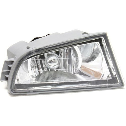 2001-2003  Acura MDX Fog Lamp LH, Lens And Housing