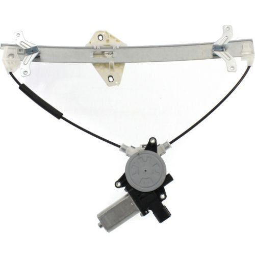 2004-2008 Acura TSX Front Window Regulator RH, Power, With Motor