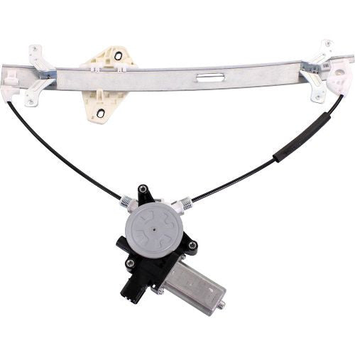2004-2008 Acura TSX Front Window Regulator LH, Power, With Motor