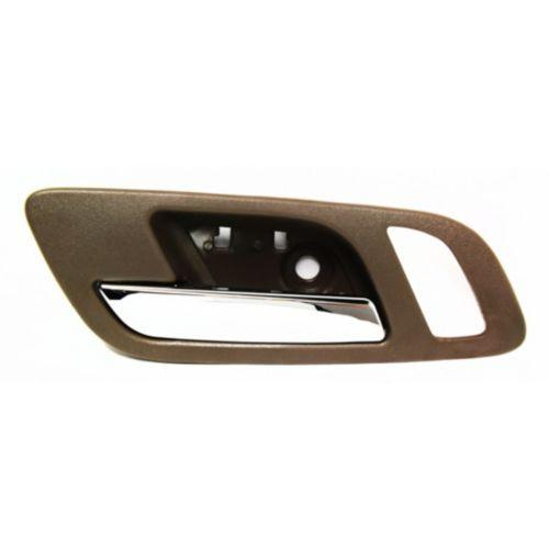 2007-2014 Chevy Silverado Front Door Handle LH Lvr & Brwn Hsg,W/big