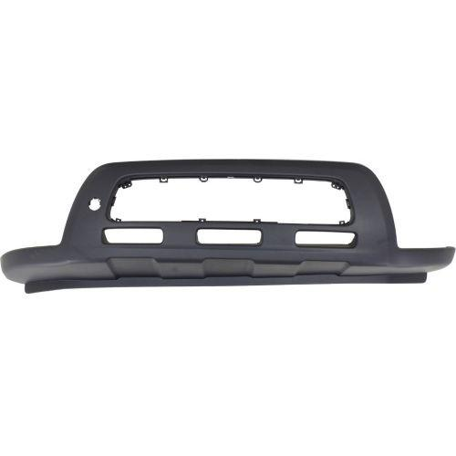 2010-2011 Kia Soul FRONT BUMPER MOLDING, Center, Textured, Type B