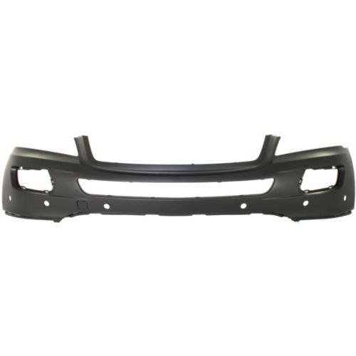 2008 Mercedes Benz ML550 Front Bumper Cover,w/o Headlight Washer,w/Parktonics