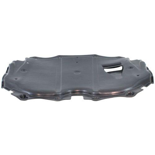 2007-2013 Mercedes Benz S550 Engine Splash Shield, Under Cover, Center