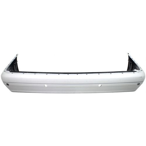 1994-1995 Mercedes Benz S350 Rear Bumper Cover,w/Parktronic Hole,Sedan