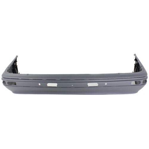 2000-2002 Mercedes Benz E320 Rear Bumper Cover, w/Mldg. Hole