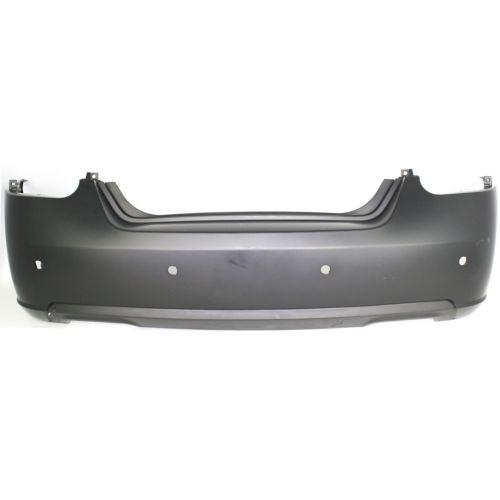 2007-2008 Nissan Maxima Rear Bumper Cover,w/Parking Assist Sensor-CAPA