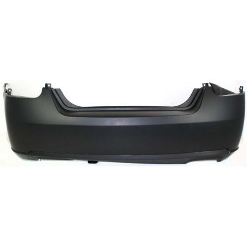 2007-2008 Nissan Maxima Rear Bumper Cover,Primed,w/o Parking Assist Sensor