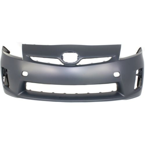 2010-2011 Toyota Prius Front Bumper Cover,Halogen Headlamps,w/o Pre-Collision