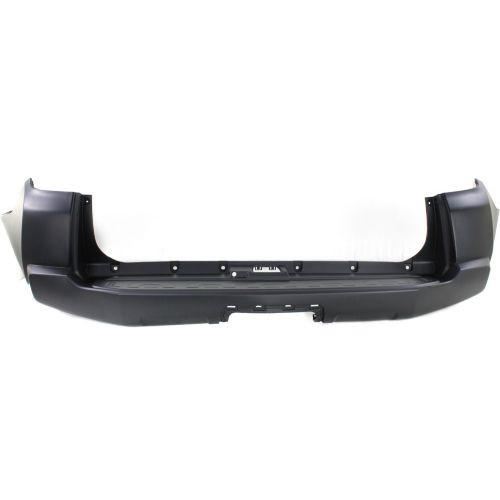 2014-2016 Toyota 4Runner Rear Bumper Cover,w/o Chrome Trim,SR5,w/o Limited Pkg