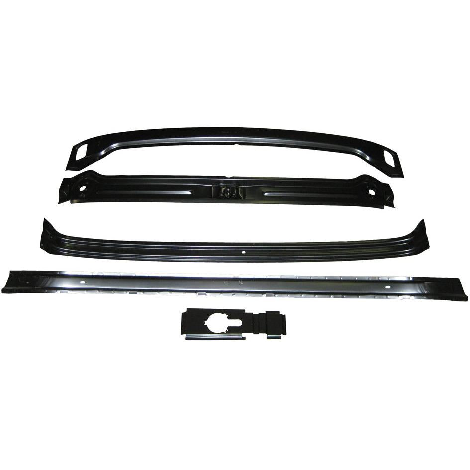 1955-1957 Chevy One-Fifty Series Roof Panel Brace Kit,5 Piece,Sedan