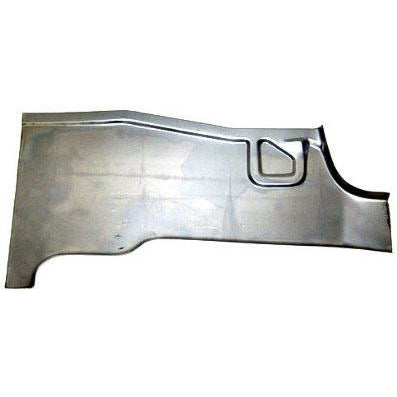 1969 Chevy Camaro PASSENGER SIDE TRUNK FLOOR SIDE EXTENSION;MEASURING 15W X 31L