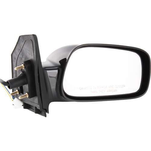 2003-2008 Toyota Corolla Mirror RH, Power, Non-heated, Non-folding