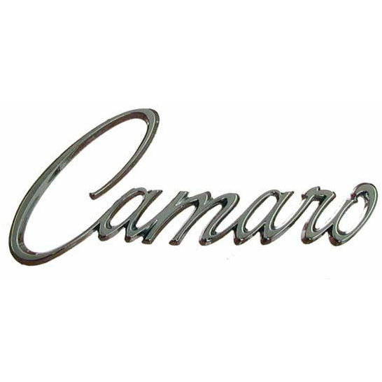 1968 - 1969 Chevy Camaro Fender Emblem (Sold as Each)