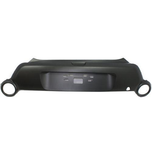 2014-2016 Kia Soul Rear Bumper Cover, Primed, w/o Two Tone Paint